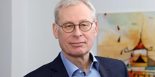 Ulrich Gensch, Geschäftsführer der GESA