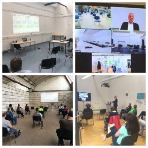 Digitale Betriebsversammlung