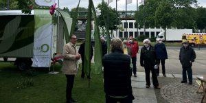 QuGa - Eröffnung im Engelsgarten