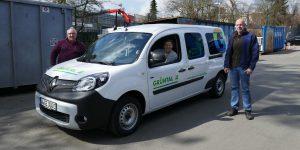Elektroauto der Grüntal