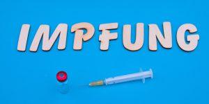 Impfung - Webseite